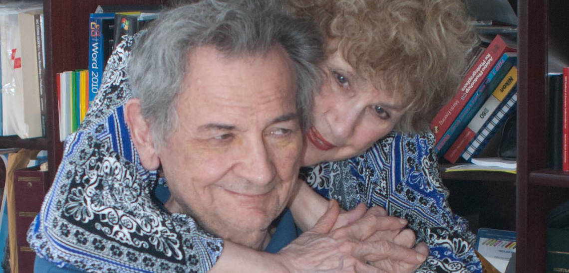 Eugene and Diane Eisman