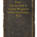 Journal of Dr. Cranky